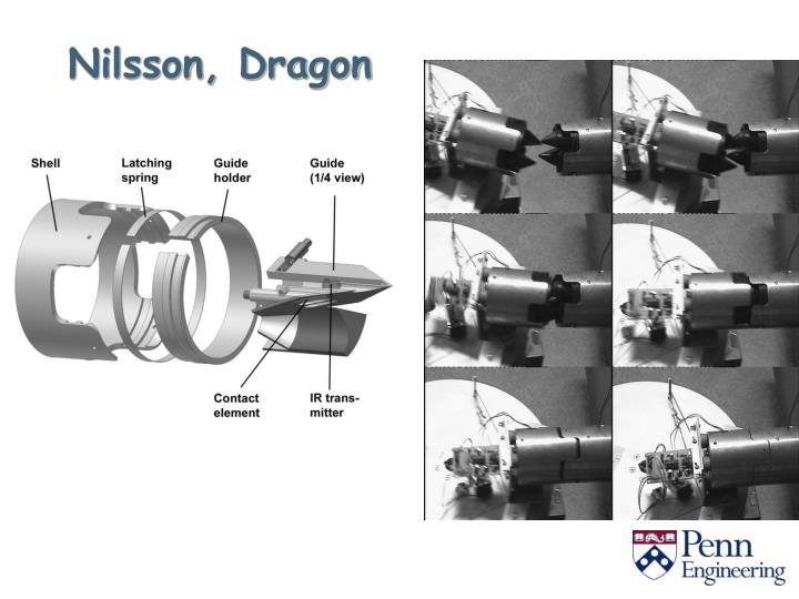 Nilsson, Dragon