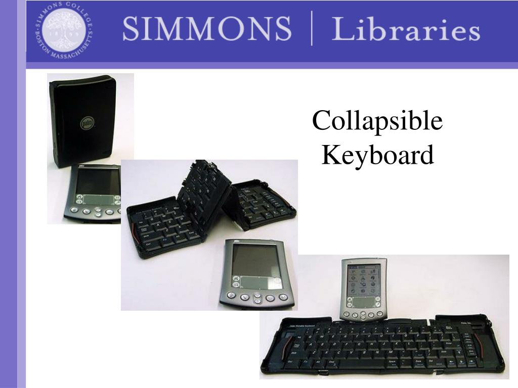 Collapsible Keyboard