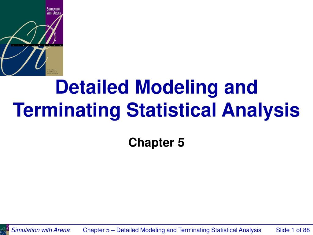 detailed modeling and terminating statistical analysis l.