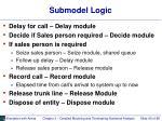 submodel logic45