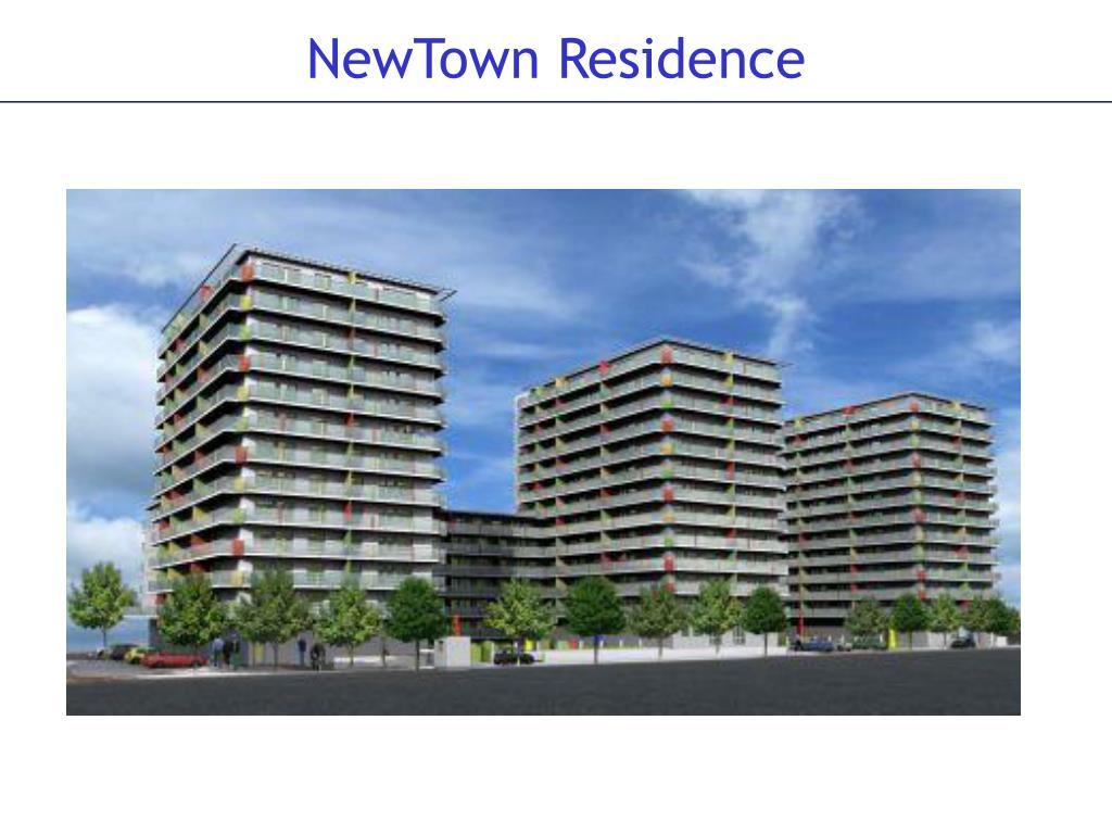 NewTown Residence