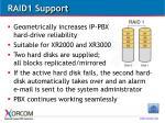 raid1 support