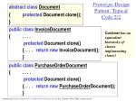 prototype design pattern typical code 2 247
