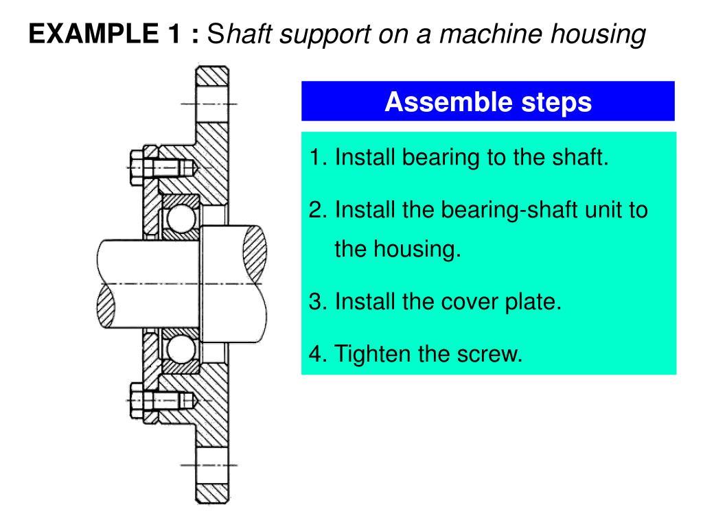 EXAMPLE 1 :