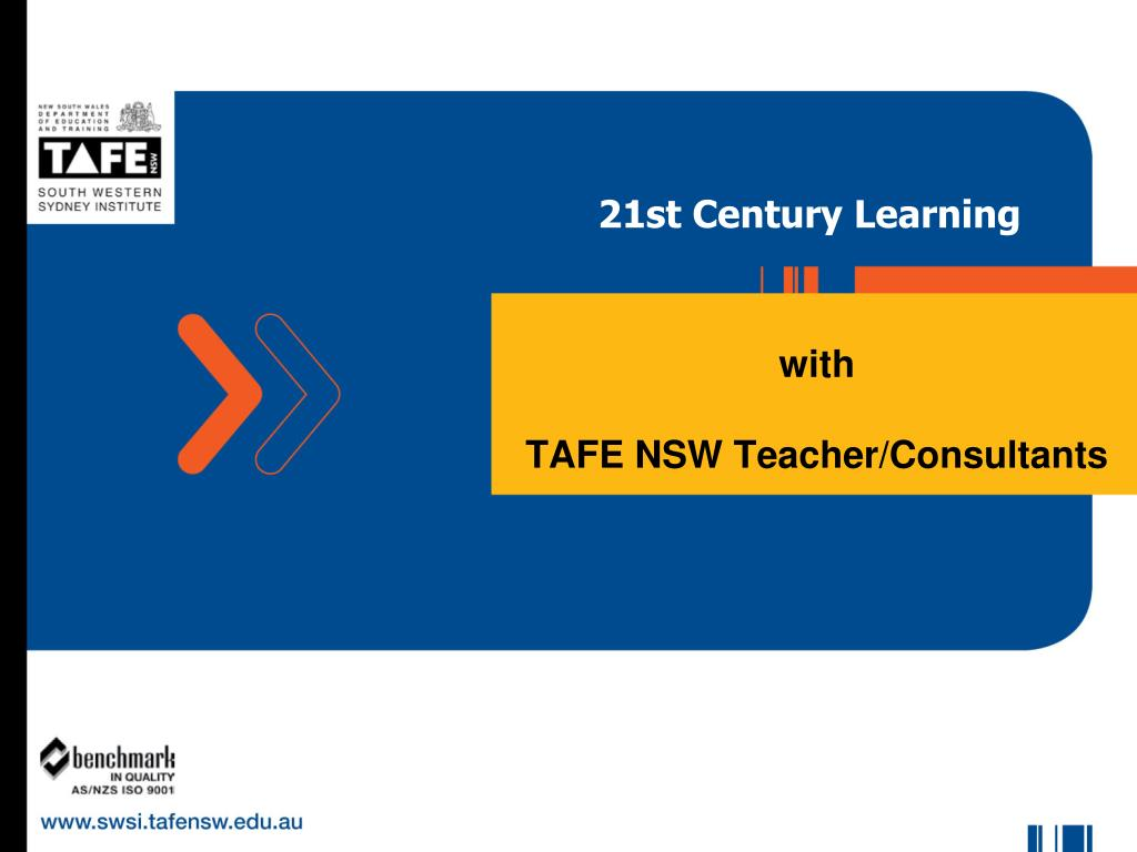 with tafe nsw teacher consultants