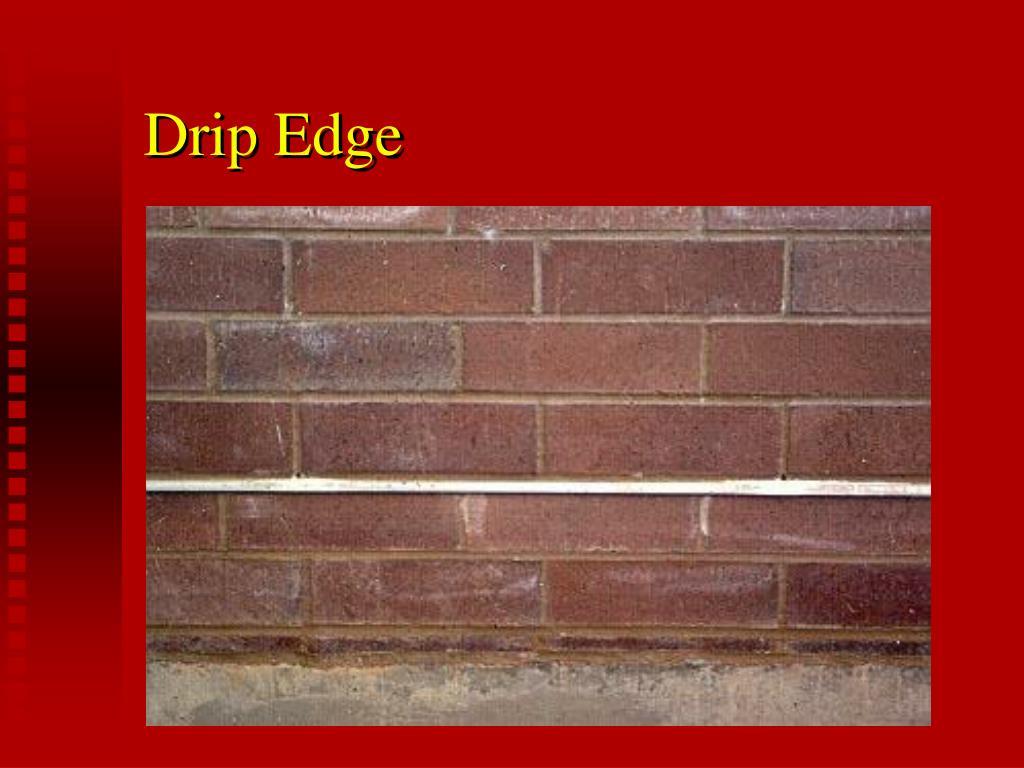 Drip Edge