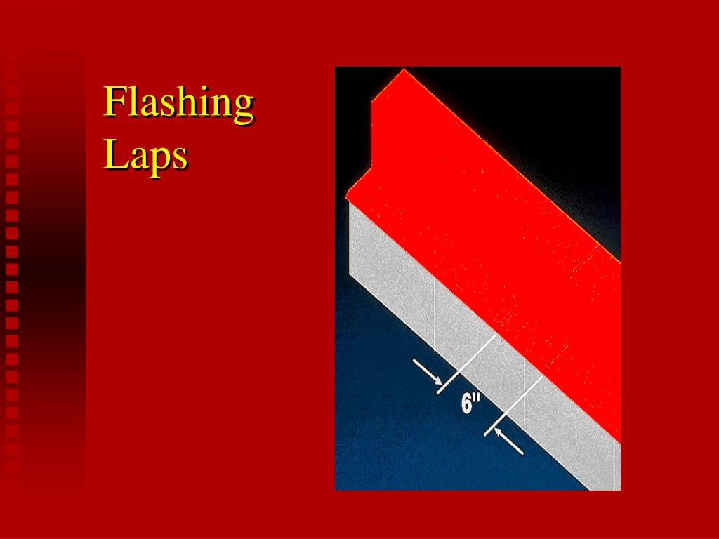 Flashing Laps