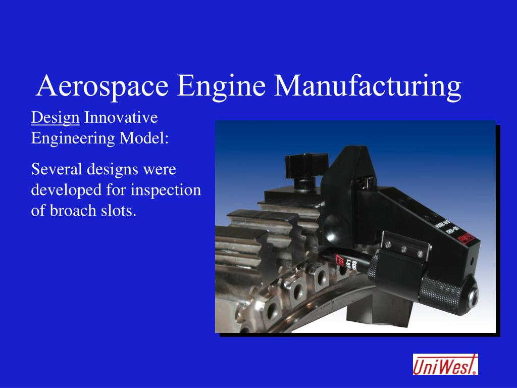 Aerospace Engine Manufacturing