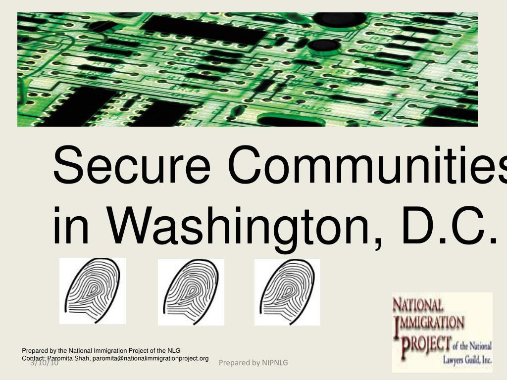 Secure Communities