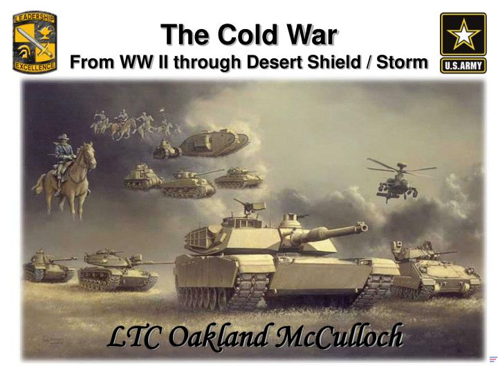the cold war a history full of intrigue