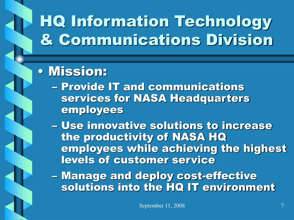 HQ Information Technology