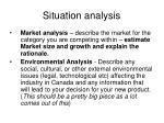 situation analysis2