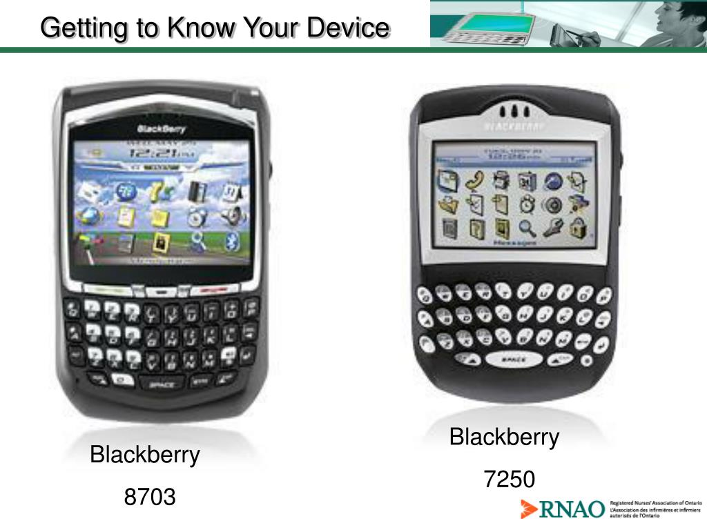 Getting to Know Your Device