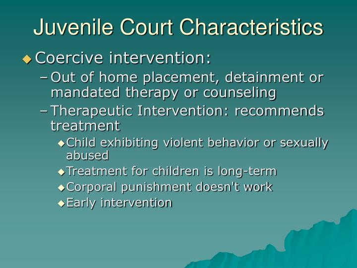 juvenile courts There is a juvenile and domestic relations district court in each virginia city and county in virginia, a juvenile is any person under 18 years of age the juvenile and domestic relations district court hears all matters involving.
