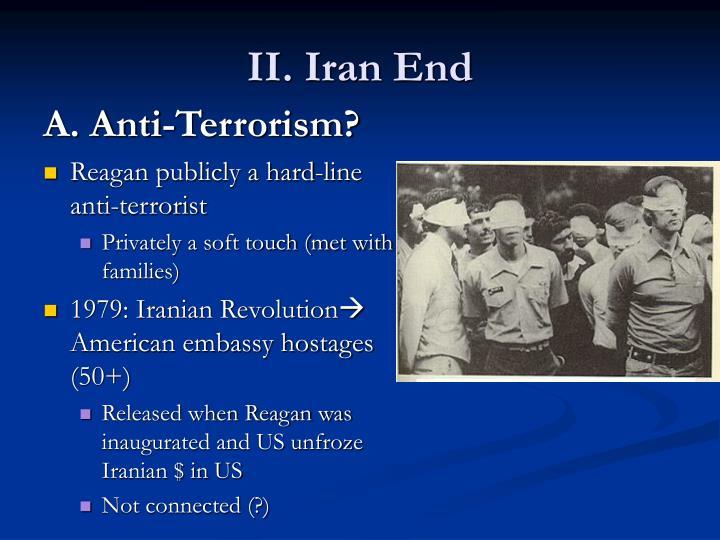 II. Iran End