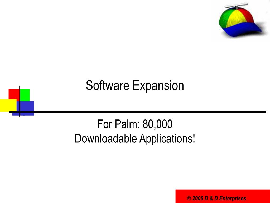 Software Expansion