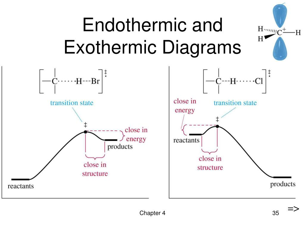 Endothermic and