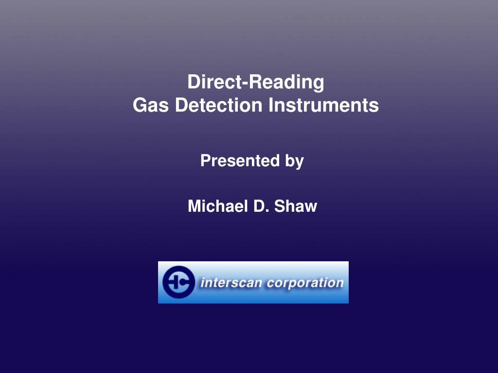Direct-Reading