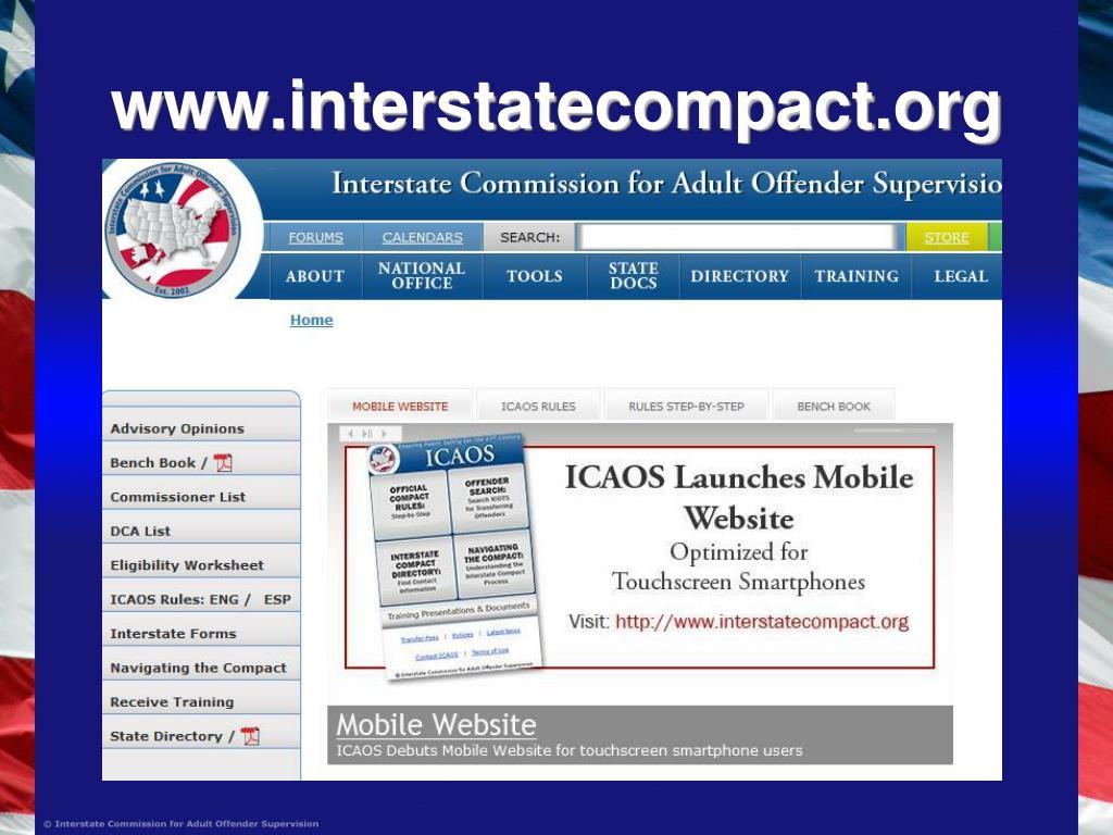 www.interstatecompact.org