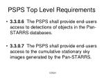 psps top level requirements3