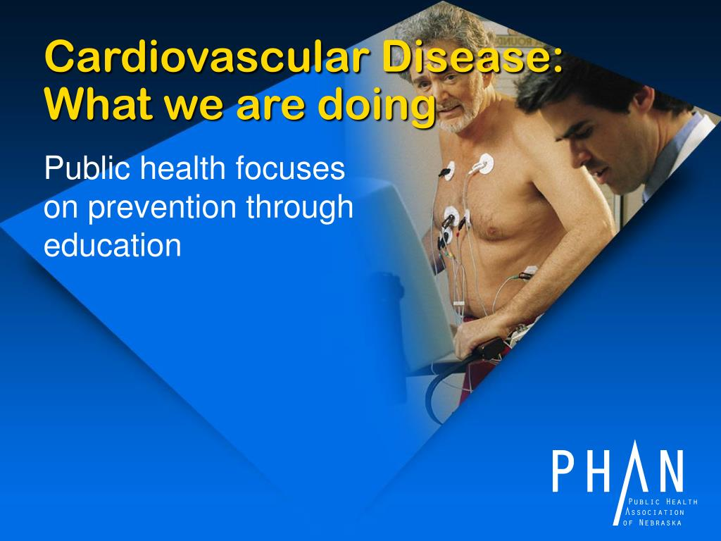 Cardiovascular Disease: