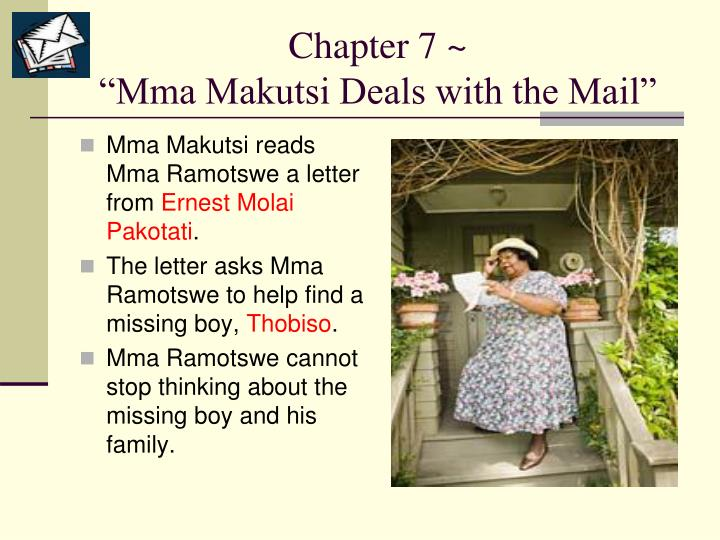 Chapter 7 ~