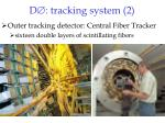 d tracking system 2