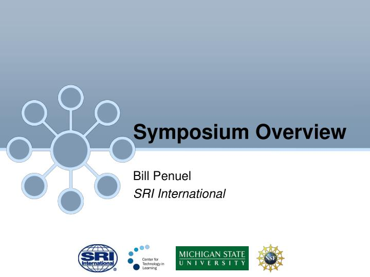 symposium overview n.