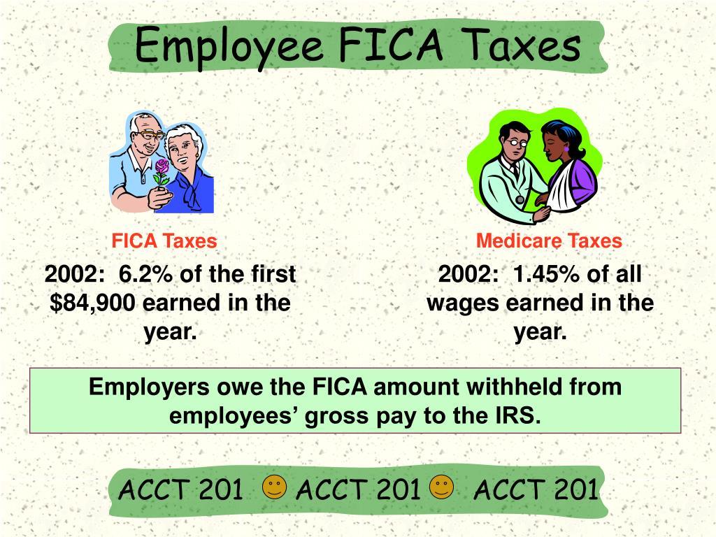 Employee FICA Taxes