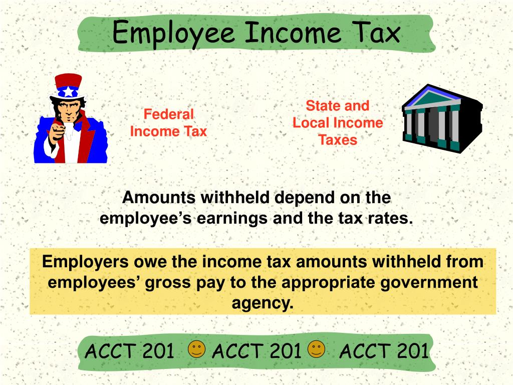 Employee Income Tax