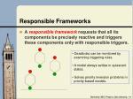 responsible frameworks