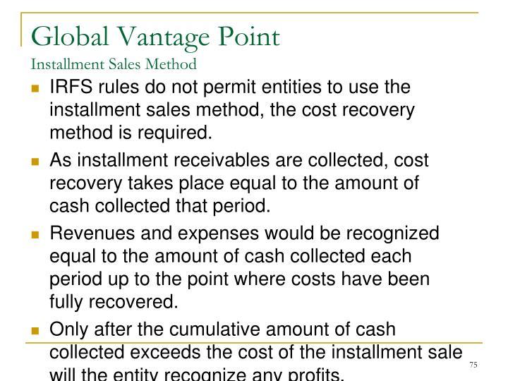 Global Vantage Point