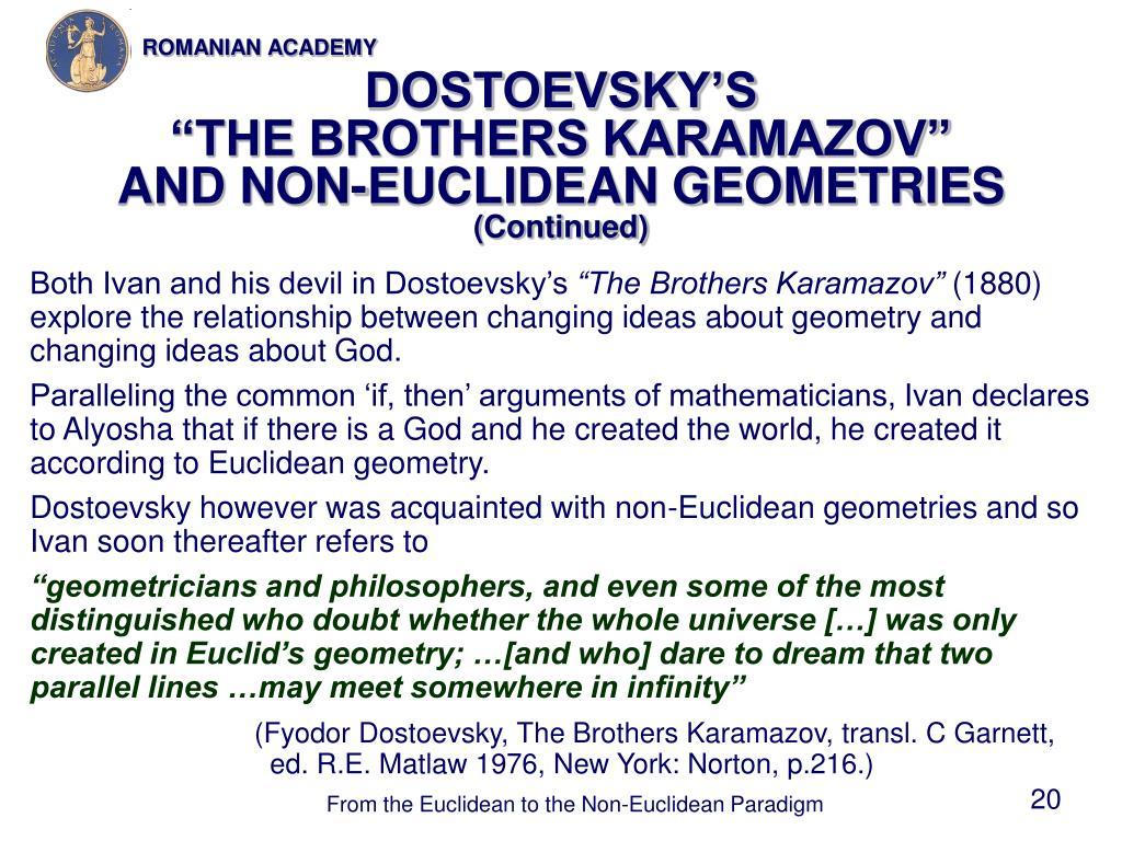 DOSTOEVSKY'S
