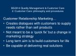 bs2914 quality management customer care 2 customer care philosophy and procedures11
