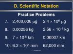 d scientific notation13