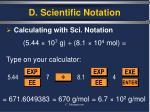 d scientific notation14