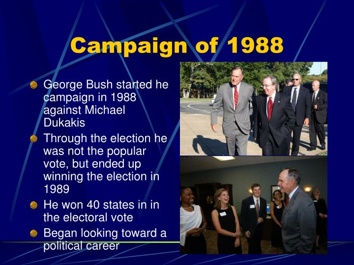 Campaign of 1988