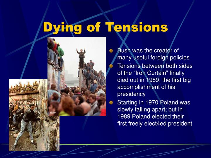 Dying of Tensions