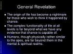 general revelation7