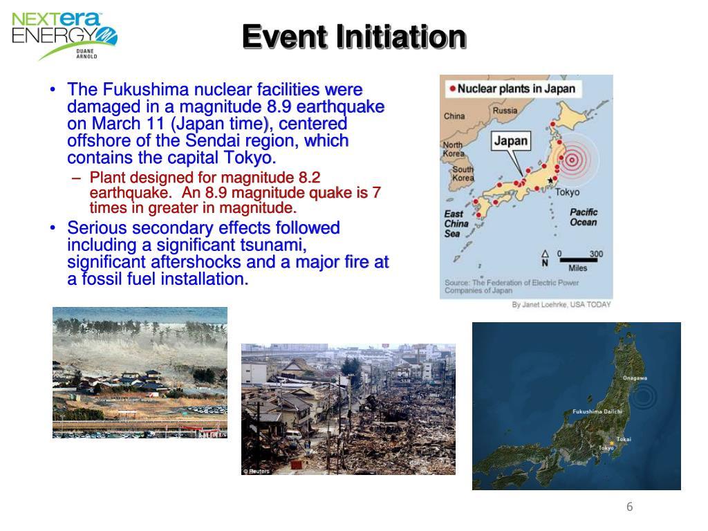 Event Initiation