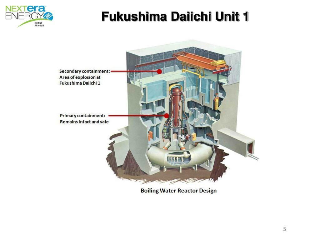 Fukushima Daiichi Unit 1