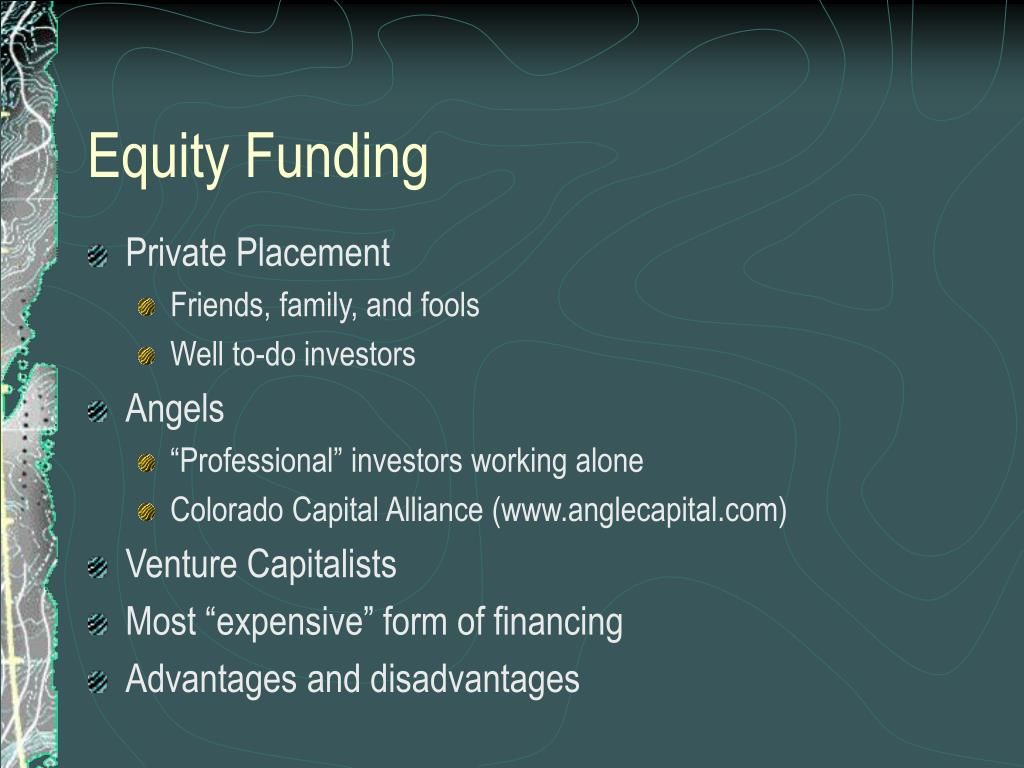 Equity Funding