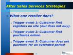 after sales services strategies17