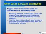 after sales services strategies20