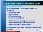 customer care amazon com33