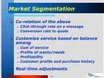 market segmentation27