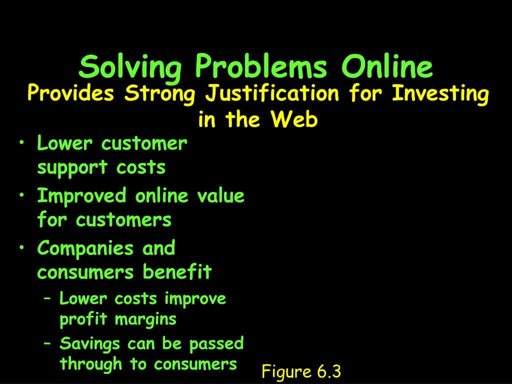 Solving Problems Online