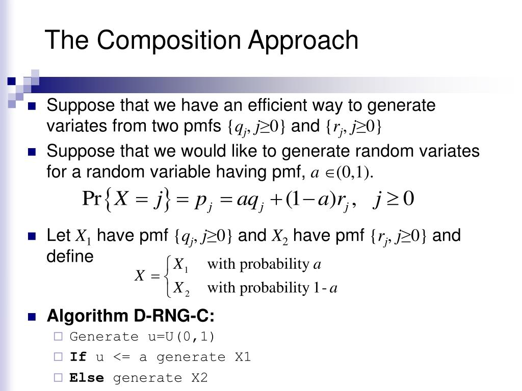 The Composition Approach
