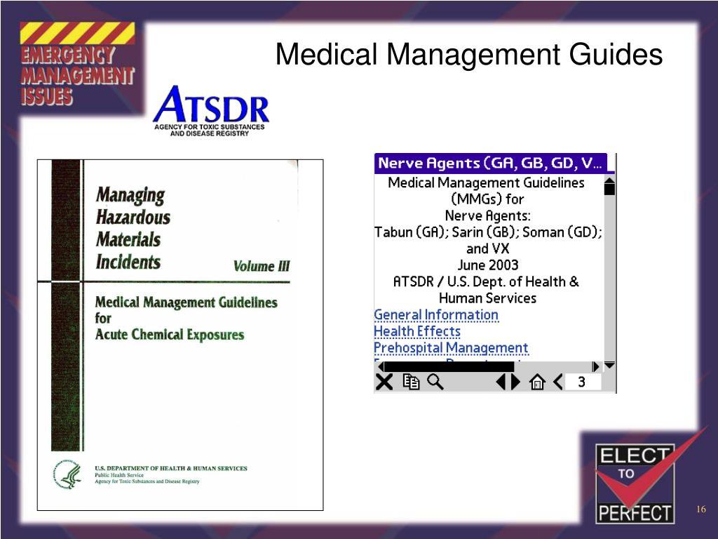 Medical Management Guides