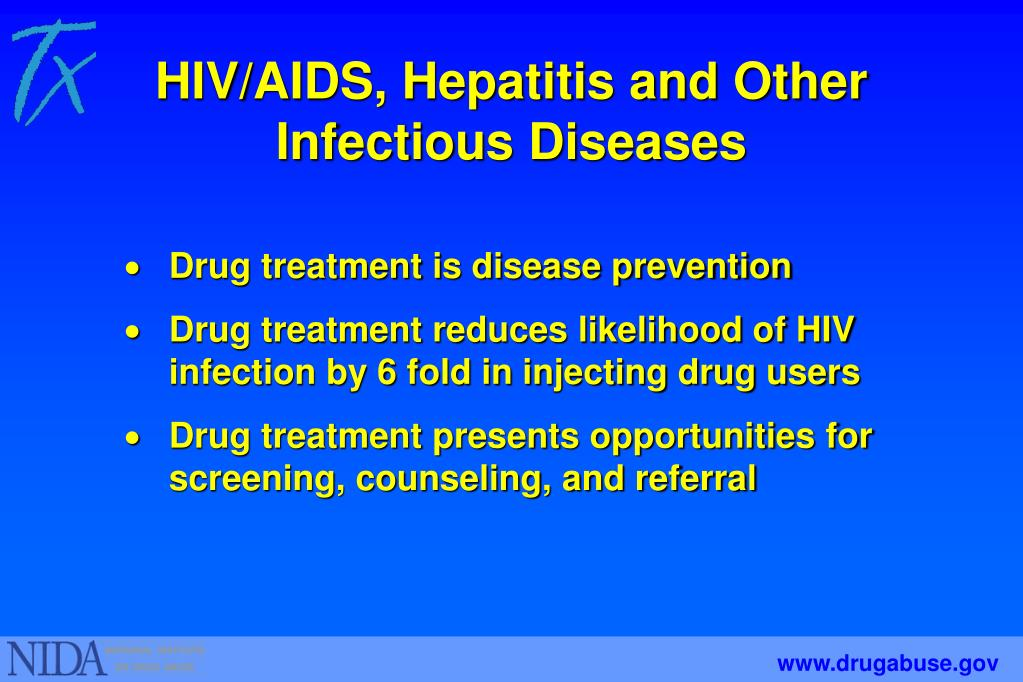 HIV/AIDS, Hepatitis and Other Infectious Diseases